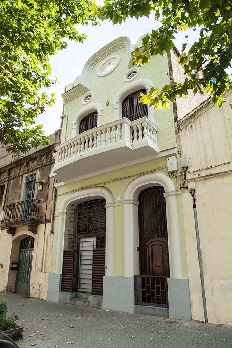 C/ Ciutat de Granada, 23. Barcelona