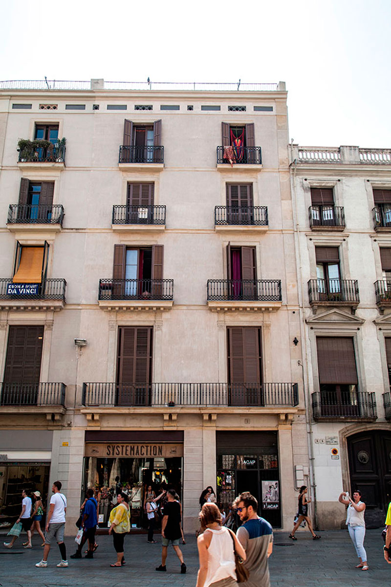 C/ Portal del Angel, 1. Barcelona