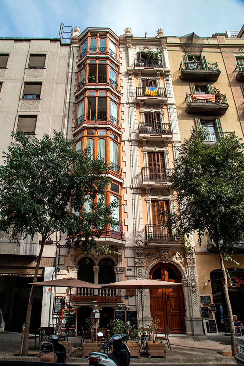 C/ Provença, 332. Barcelona
