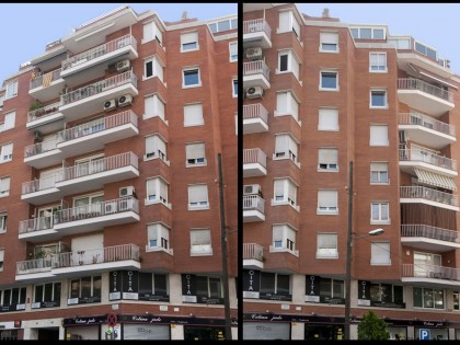 Paseo de Sant Gervasi, 46-48. Barcelona