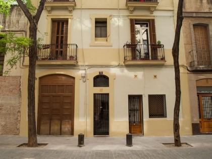 C/ Antic de Bofarull, 17. Barcelona
