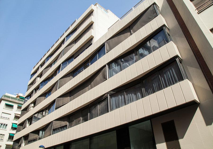C/ Aribau, 255. Barcelona