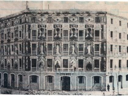 Las Casas Cerdà. Consell de Cent 340