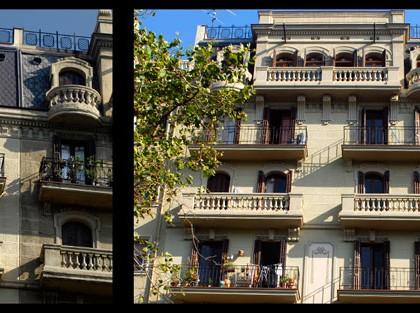 Avenida Diagonal, 227. Barcelona