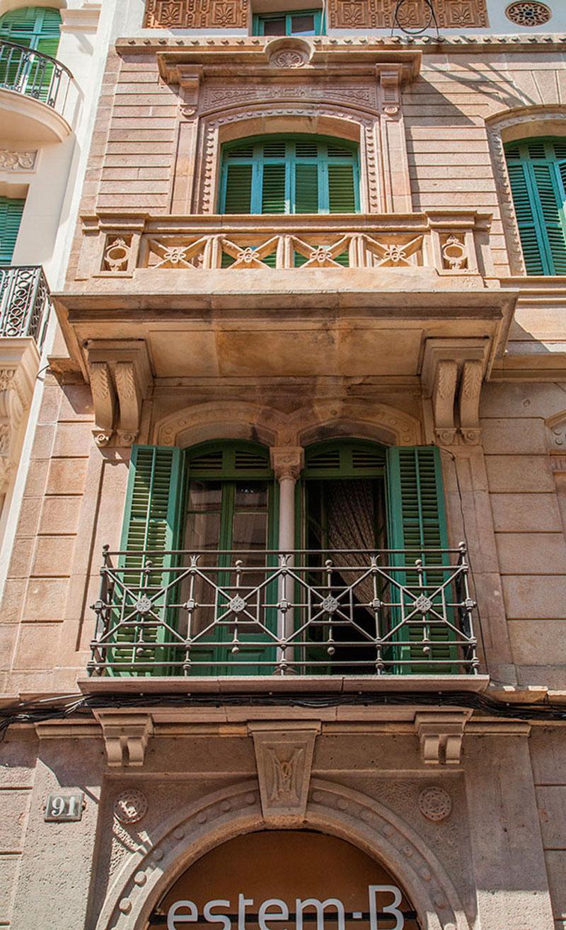 C/ Conde de Salvatierra, 10. Barcelona