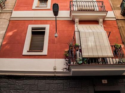 C/ Fraternitat, 9. Barcelona