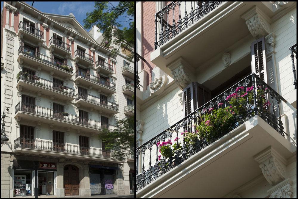C/ Gran de Gracia, 11. Barcelona