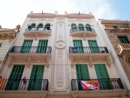 C/ Major de Sarria, 89. Barcelona