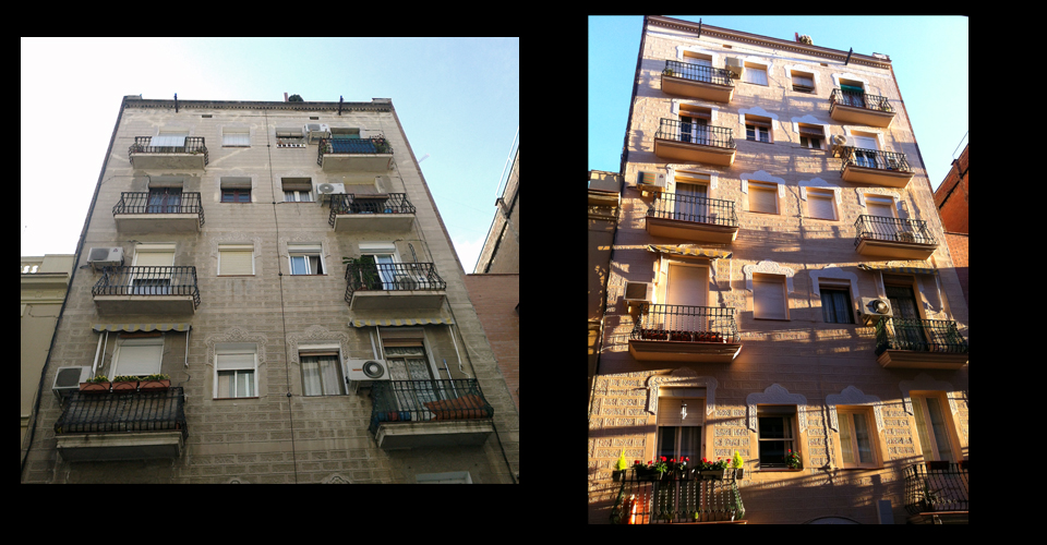 C/ Providencia, 114. Barcelona