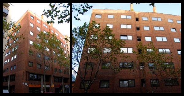 C/ Sant Eusebi, 67-69. Barcelona