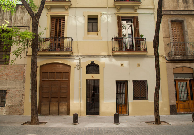 Antic de Bofarull, 17. Barcelona